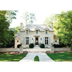 home exteriors - French home exterior