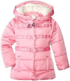 Billieblush Baby Girls Puffer Coat with Bows, Candy Pink, 2 Years   Amazon Price: CDN$ 257.04 (as of July 10, 2017 4:05 pm - Details). Product prices and Read  more http://shopkids.ca/billieblush-baby-girls-puffer-coat-with-bows-candy-pink-2-years/
