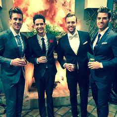 Jordan, Wells, Chase and Luke