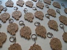 Sleutelhanger schaapje Cnc, Personalized Items