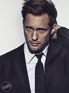 Another favorite...Alex Skarsgard