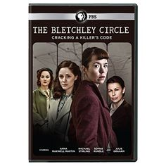 The Bletchley Circle Season 1 & 2 DVD,Save when you buy the two seasons of The Bletchley Circle together! Included in this combo are The Bletchley Circle Season 1 and the Bletchley Circle Season Bbc Tv Shows, Watch Tv Shows, Movies And Tv Shows, Streaming Tv Shows, Netflix Streaming, Rachael Stirling, Julie Graham, Hattie Morahan, Sophie Rundle
