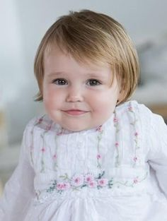 short haircuts toddler girls - Google Search