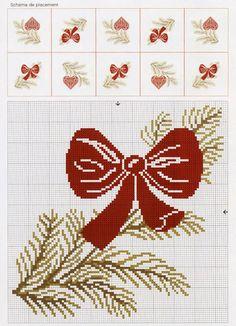 point de criox (cross stitch)