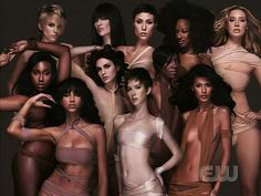 America's Next Top Model Cycle 8 Makeovers