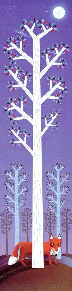 Miguel Palomar - Illustration & Design: Fox Illustration