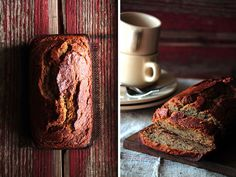 Banana Rum Bread by Pastry Affair