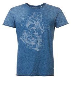 TOPPER - T-shirts med print - blå