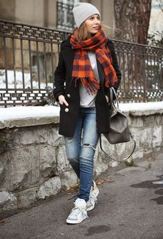 You Should Check That Amazing Casual Styles Of This Fall&Winter