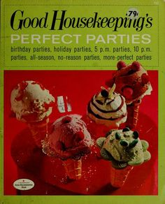 Good housekeeping's perfect parties by