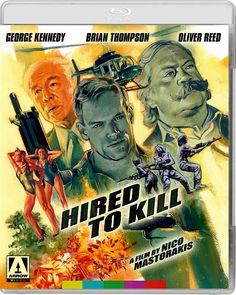HIRED TO KILL BLU-RAY ARROW US