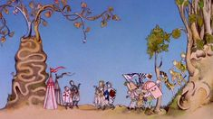 Monty Python and the Holy Grail dir. Terry Gilliam and Terry Jones Cut Out Animation, Eric Idle, Terry Jones, Toy Theatre, Theater, Terry Gilliam, Michael Palin, Monty Python, Movies Showing