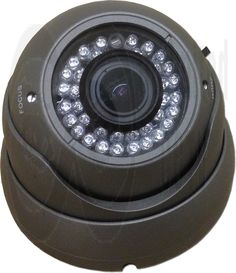 """This camera is an excellent option for zooming in and focusing on a particular area, if needed for blind spots or tight spaces 1/3"""" Sony CMOS sensor 1000TVL Colour image 1.3MP sensor give the display picture a True HD picture Display resolution of 720p. - Unlimited CCTV"""