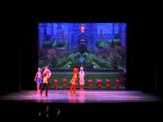 This is a wonderful performance from the Missouri Contemporary Ballet! The MCB is Columbia did an interpretation of Alice's Adventures in Wonderland with ori...