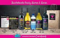 Bachelorette Party Games & Decor