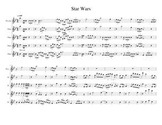 Sheet music made by SoraKiwior for 5 parts: Piccolo, Flute