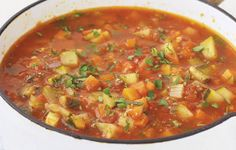 thick vegetable soup - Google Search