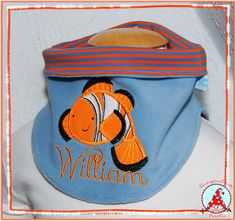Fran made this neck warmer using a design from Sea Creatures Too Applique.