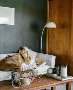 Tracy Wilkinson — Design Consultant, Apartment, Mount Washington, Los Angeles (© Brian Ferry für Freunde von Freunden)