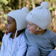 Soft cashmere hats from Little Jalo.