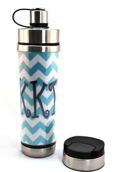 Kappa Kappa Gamma Flip Your Lid Water Bottle from South Bound Sisters