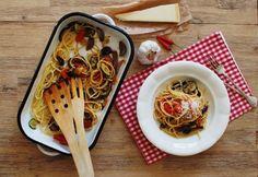 FoodLover: Těstoviny s pečenou zeleninou (Roasted vegetable pasta)