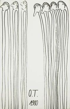 Oswald Tschirtner | Outsider Art