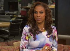 Holly Robinson Peete spotted in Traci Lynn Jewelry again at her Huffington Post Live interview! Here she is wearing the Snowball Ring.