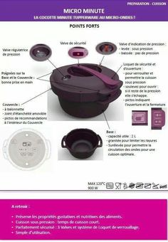 Cuiseur riz my tupp recettes pinterest tupperware for Micro vap violet