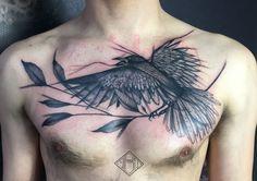 #tattrx #tattoomediaink #tattooarmada #tatttoolifecommunity #theblackmaster #blackworkers_tattoo #blackworkers #txttooing #inksensation #contemporarytattoo #iltatuaggio #inkedmagitaly #abstracttattoos #avangardtattoos #raventattoos #birdstattoos #cheasttattoos #tattoos #tattoomobile #TAOT #LadyTattooers #inkstagram #TattooLife #inkedmagazine #bubbletattoo #antonellabubble