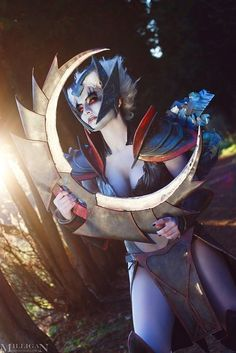 Killer Vengeful Spirit DotA 2 Cosplay by MilliganVick