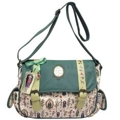 Snow White satchel from the Once Upon A Time range by Disaster Designs | Little Moose | Cute bags, gifts, toys, jewellery and accessories from independent designers and famous brands