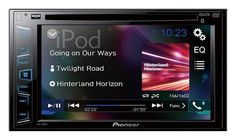 Pioneer NEW! - Multimedia Receiver with WVGA Display, and Built-in Bluetooth®. Back-Up Camera Ready iPod®/iPhone® Compatibility Built-in Bluetooth® Steering Wheel Control Compatible DISPLAY Screen Size/Aspect x ResistiveLED Backlight+Color Custo Ipod, Car Camera, Backup Camera, Bluetooth, Usb, Radios, Iphone R, Multimedia, Touch Screen Car Stereo