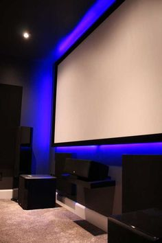 Home Theater Room Design, Home Theater Rooms, Framing Doorway, Modern Tv Room, Sound Installation, Home Cinemas, Theatre, Interior Design, Future