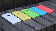 Eerste voorraad iPhone 5C onderweg naar VS