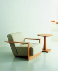 alvis chair by benchmark / terence conran