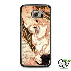 Century Japanese Of Octopus Samsung Galaxy S6 Case