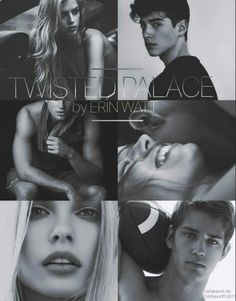Twisted palace by Erin Watt Books To Read, My Books, Night Book, Book Characters, Romance Books, Cute Photos, Book Nerd, Love Book, Book Series