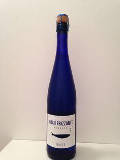 Bach Frizzante Moscato D. Champagne, Bottle, Flask, Jars