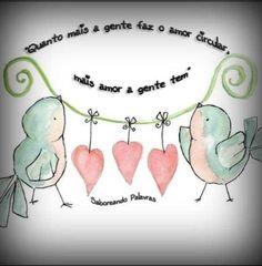 Mais amor... #portugues