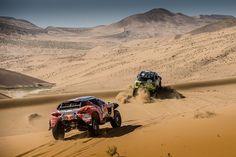 Silk Way Rally 2016: Peugeot Sport um pouco mais perto da vitória