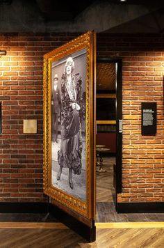 Drink Like Capone in a Basement Speakeasy at the Mob Museum in Las Vegas, . Drink Like Capone in a Basement Speakeasy at the Mob Museum in Las Vegas, Speakeasy Decor, The Speakeasy, Prohibition Bar, Pub Decor, Museums In Las Vegas, Door Bar, Hidden Spaces, Hidden Rooms In Houses, Cigar Room