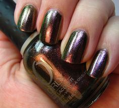 Orly Space Cadet, on my wish list from ages...