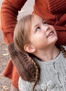 Lasten lapaset x 7 – katso ohjeet ja äänestä kivoimmat! - Kotiliesi.fi Mittens, Knitting, Fingerless Mitts, Tricot, Breien, Fingerless Mittens, Stricken, Weaving, Knits