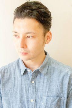 キレイめオールバック◆ | 元町・石川町の美容室 hair coucouのメンズヘアスタイル | Rasysa(らしさ)