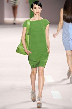 elegante kleider grün