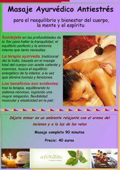 Este Sant Jordi ven a DANAKI y regala un masaje muy especial, masaje ajurvédico  www.danaki.es