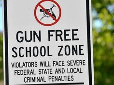 Here's Trumps Position on Gun Free Zones – Liberals Are Going To Hate It  Read more: http://www.thepoliticalinsider.com/heres-trumps-position-gun-free-zones-liberals-are-going-to-hate-it/#ixzz3njAMp7VK
