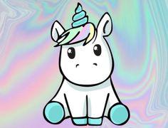 Kawaii uploaded by ♡ A n t o ♡ on We Heart It Unicorn Drawing, Unicorn Art, Cute Unicorn, Rainbow Unicorn, Inspirational Wallpapers, Cute Wallpapers, Bff, Unicorn Backgrounds, Unicorn Images