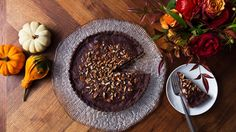 Mexican Chocolate-Pecan Tart | Tasting Table